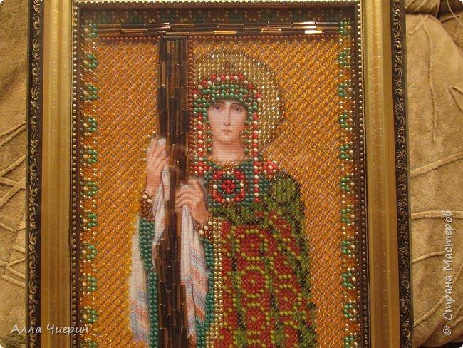 икона Равноапостольной Елены фото 2