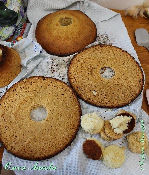 Всем здравствуйте! Хочу представить мой первый торт-куклу. Заказали на 6-ти летие девочки торт, на свой страх и риск решила испечь торт-куклу (раньше такого ничего подобного не пекла), но решать, что получилось...Вам, мои дорогие мастерицы!!! фото 2