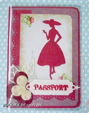 Француженка - теперь украшает паспорт племянницы фото 1