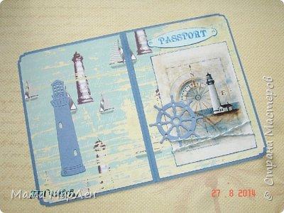 Француженка - теперь украшает паспорт племянницы фото 3