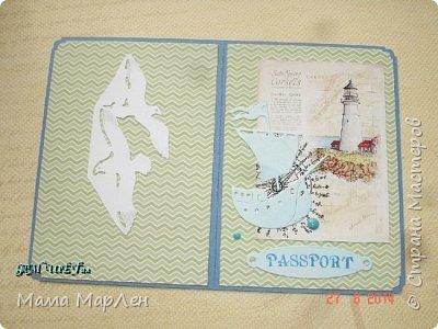 Француженка - теперь украшает паспорт племянницы фото 4