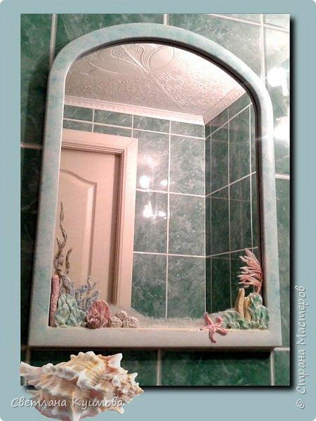 """Как поется в известной песне: """"Море..море..""""  Теперь в нашей ванной комнате есть кусочек моря, точнее маленький коралловый риф. фото 6"""