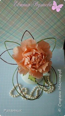 Продолжаю разговор о тортиках.В этой части немного о цветах.Цветы сделала из цветочной мастики,очень приятная и напоминает чем-то холодный фарфор)Приятного просмотра)) фото 2