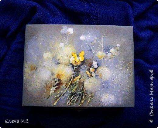 Декор предметов Картина панно рисунок Декупаж Силуэтный декупаж и эбеновое дерево фото 9