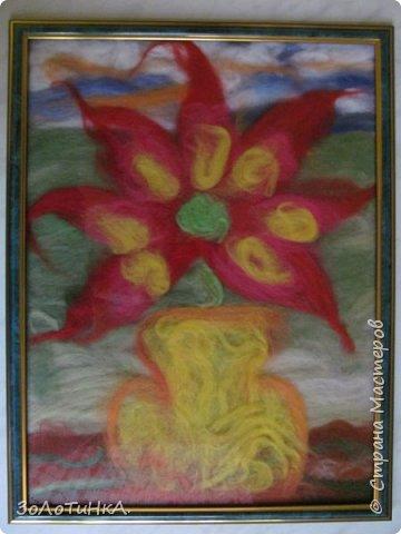 Вот такие картины получились у Златы (5,5 л.) фото 3
