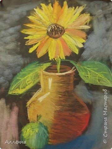 Яркие краски осени :) Полина 7 лет фото 2