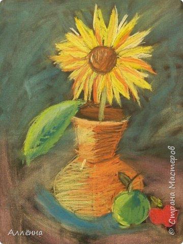 Яркие краски осени :) Полина 7 лет фото 3