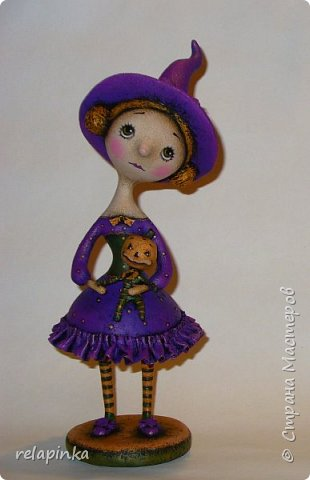 Ведьмочка. фото 1