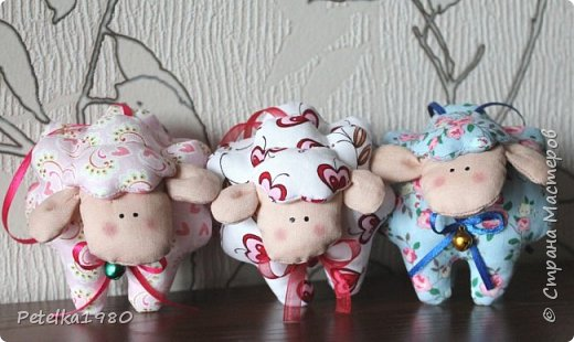 Овечки к Новому году)) фото 1
