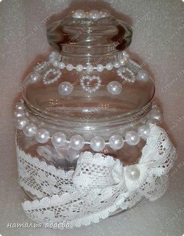 Такая вазочка у меня получилась. Теперь будет украшать интерьер! фото 5