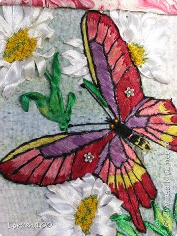 Доброе утро,ВСЕМ-ВСЕМ-ВСЕМ!!!!Хорошего настроения и чудесного дня!!!И пусть в душе у вас порхают бабочки,похожие на мою!!)) фото 3