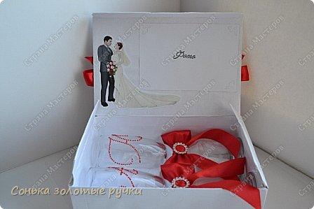 Свадебный набор для Юлии и Артема. фото 11