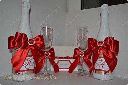 Свадебный набор для Юлии и Артема. фото 4