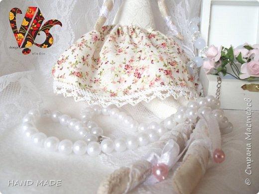 Ой) понравилось мне шить, я вам скажу)))долго не решалась сшить куклу Тильду) и вот, под вдохновением родилась буквально за вечер))))(если можно так сказать конечно же))) фото 4