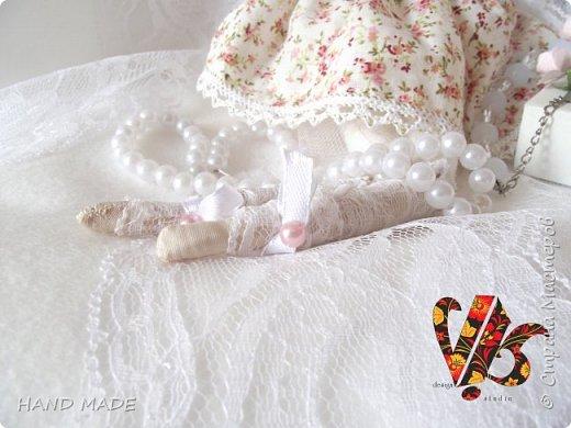 Ой) понравилось мне шить, я вам скажу)))долго не решалась сшить куклу Тильду) и вот, под вдохновением родилась буквально за вечер))))(если можно так сказать конечно же))) фото 5