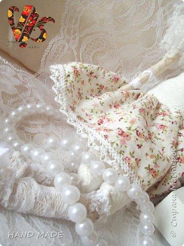 Ой) понравилось мне шить, я вам скажу)))долго не решалась сшить куклу Тильду) и вот, под вдохновением родилась буквально за вечер))))(если можно так сказать конечно же))) фото 6