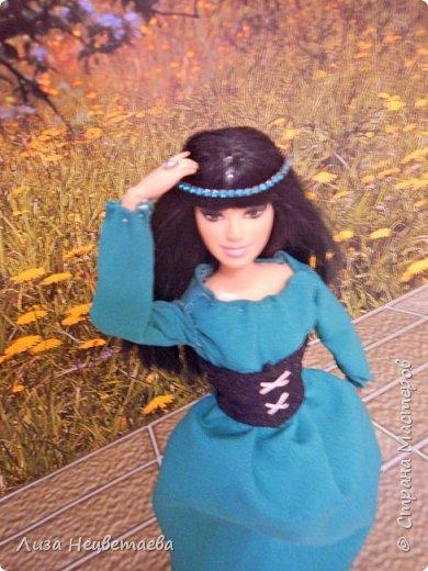 """Всем привет!!! Сегодня я сдаю работу на конкурс """"Моя музыка"""". Белла в образе средневековой дамы...Поэтому я выбрала более спокойную музыку... фото 2"""