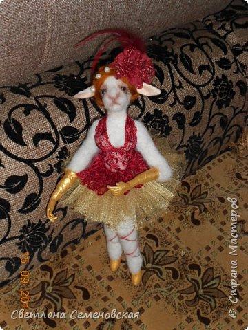 Привет жителям страны, давненько меня не было теперь выкладываю небольшой отчет. Это моя маленькая балеринка овечка. Я все на волне следующего НГ, как говорится готовлю санки заранее. И моя коллекция понемногу пополняется. фото 1