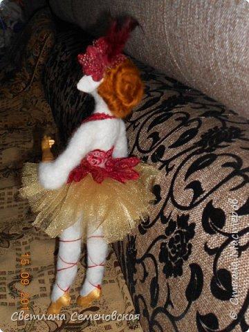 Привет жителям страны, давненько меня не было теперь выкладываю небольшой отчет. Это моя маленькая балеринка овечка. Я все на волне следующего НГ, как говорится готовлю санки заранее. И моя коллекция понемногу пополняется. фото 4