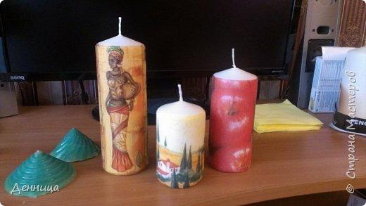 "Свечи ""Прованс"" фото 4"