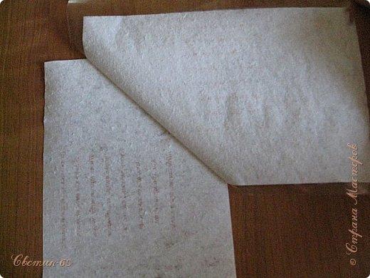 Мастер-класс Материалы и инструменты День рождения Декупаж Отслаивание офисной бумаги с помощью скотча мк Бумага фото 6