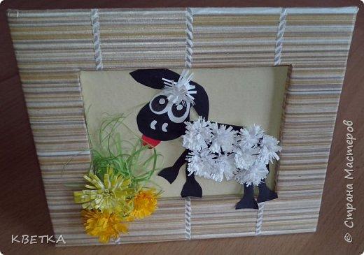Веселая овечка. фото 1