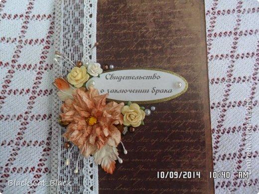 Свидетельство о браке фото 3