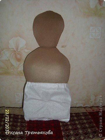 МК по пакетнице на картонном каркасе. фото 1