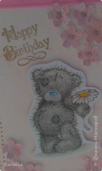Вдохновилась вот этой открыткой https://stranamasterov.ru/node/776072 спасибо ИгорЁк СычЁв, взяла идею цветочкой, но изначально планировалась совсем другая картинка ))  фото 2
