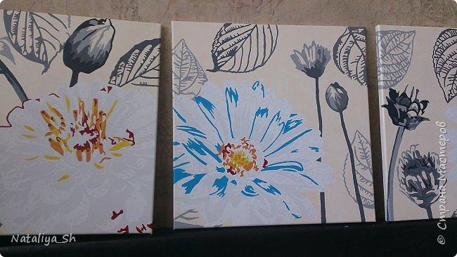 Вот и я заказала наконец такой набор для рисования) нарисовала все за несколько дней на одном дыхании) очень классная вещь, чувствуешь себя настоящим художником:) фото 9