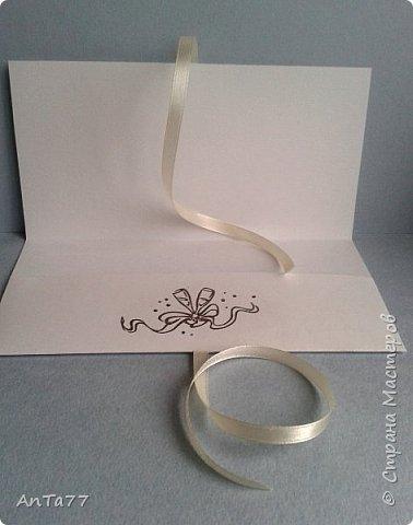 Заказали мне конвертик на свадьбу. И так меня увлекла эта тема, что получилась целая серия конвертов. Заказчица выбрала этот. фото 9