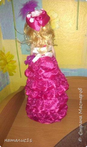 Куклу делала под заказ фото 5