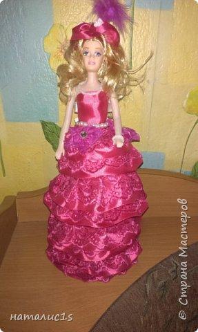 Куклу делала под заказ фото 4