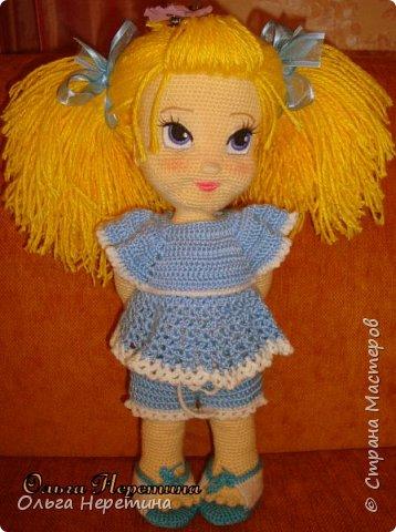 Куколка Милена фото 1