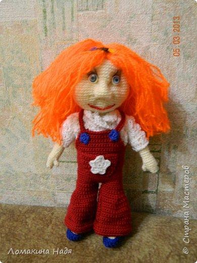 Амигуруми - мои самые первые игрушки фото 2