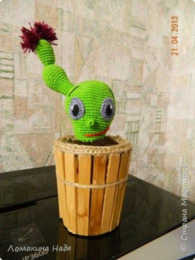 Амигуруми - мои самые первые игрушки фото 3