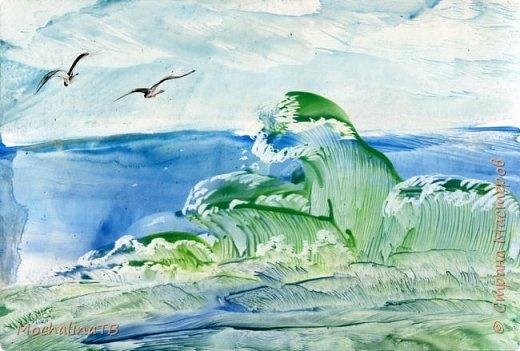Мощь волны. фото 1