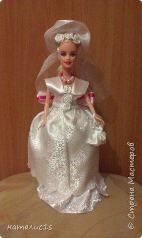 Куклу делала под заказ фото 1