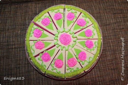 Тортики с сюрпризами. Внутри угощения для детей фото 3