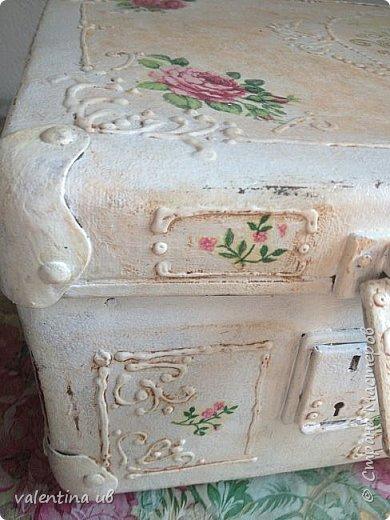 реставрация чемоданчика фото 4