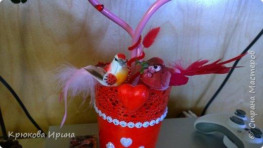 Персиковое деревце на день рождения подруге))  фото 7