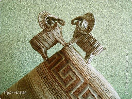 Мастер-класс Поделка изделие Плетение Барашек Бумага Трубочки бумажные фото 2