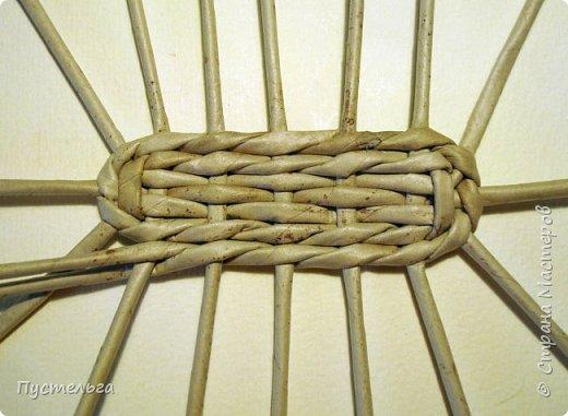 Мастер-класс Поделка изделие Плетение Барашек Бумага Трубочки бумажные фото 6