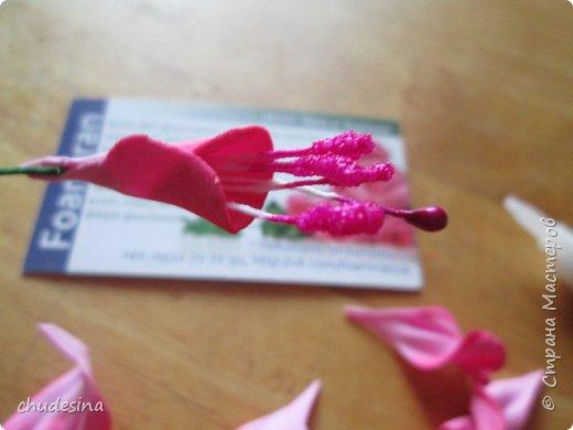 Мастер классы Цветы из Фоамирана Видео VK