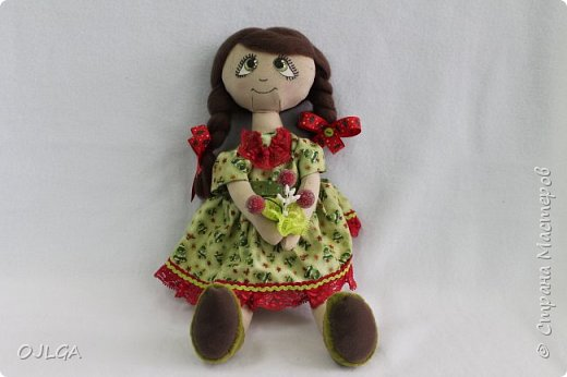 Кукла Манечка фото 2