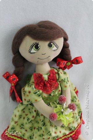 Кукла Манечка фото 1