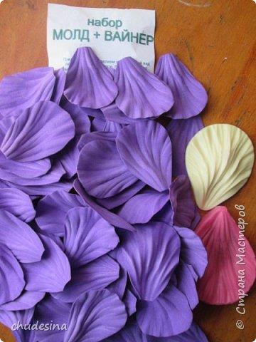 Молды для фоамирана, молды для цветов и листьев купить