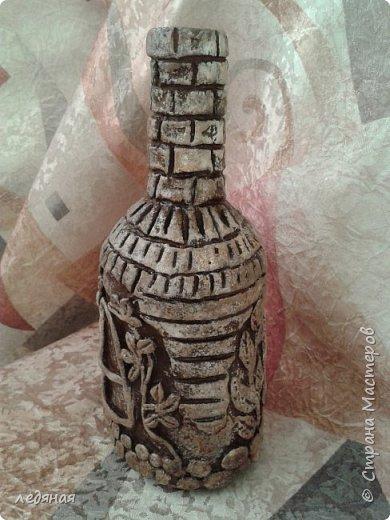 Вот такая бутылочка! Первый как говориться блин!  фото 4