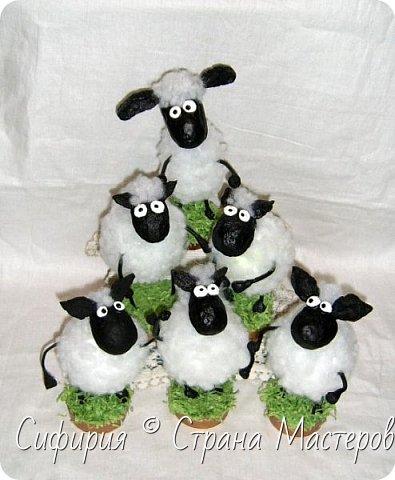 Как сделать овечку своими руками - Учебно-методический кабинет 47