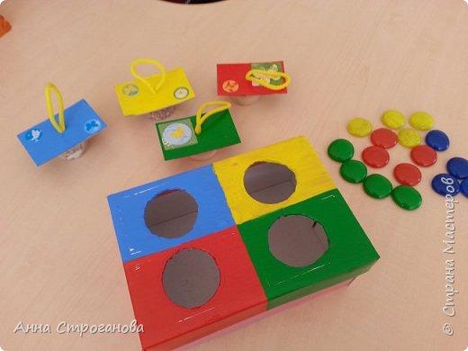 Развивающие пособия своими руками для детского сада, Страна Мастеров